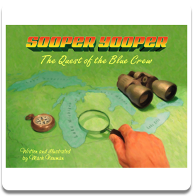 Quest of the Blue Crew book